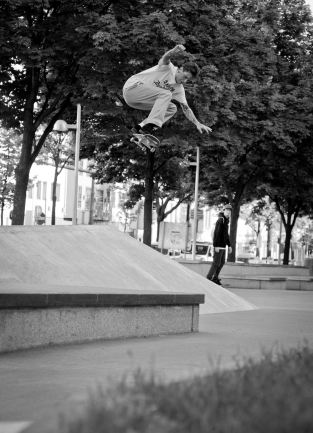 NickGuertelParkOllie