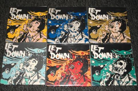Letdown covers copy
