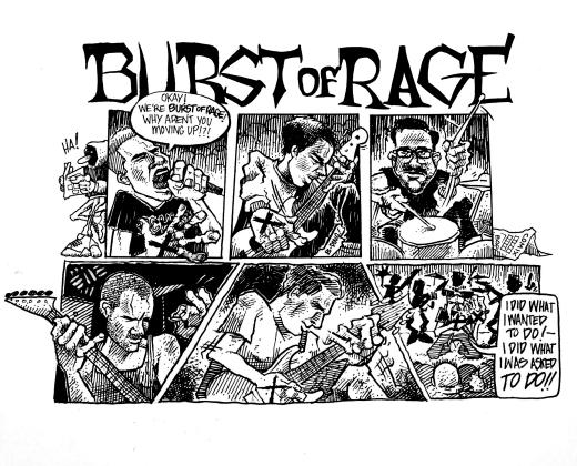 BOR comic