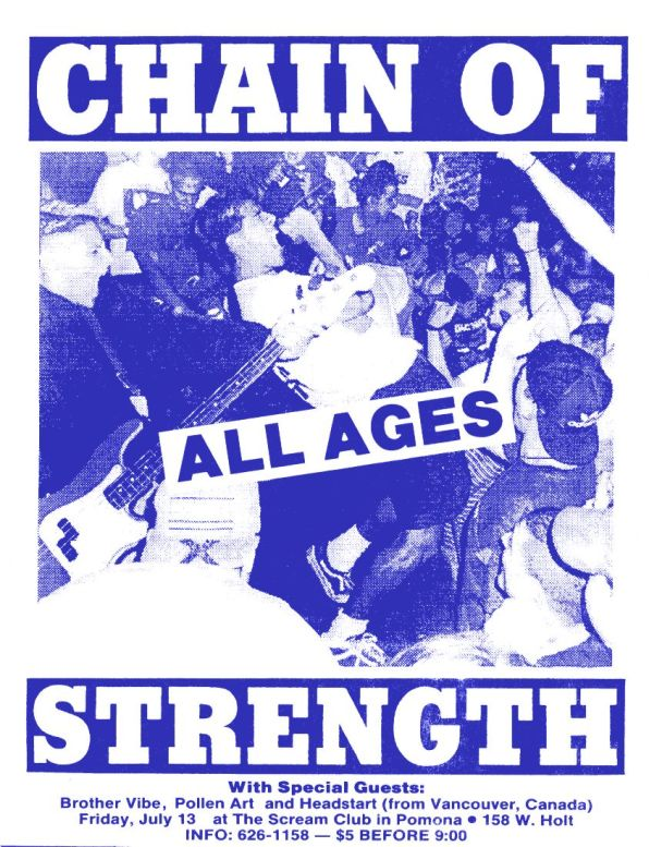 Chain Of Strength All Ages